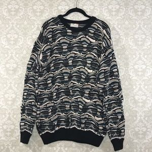 Coogi Vintage Crewneck Authentic Sweater